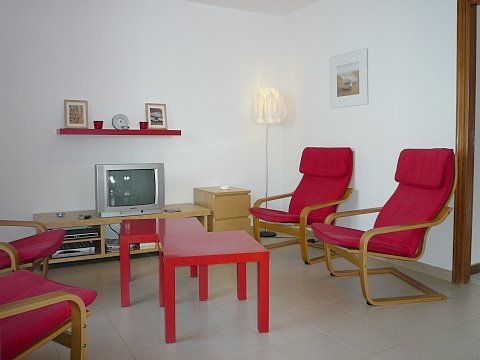 salon, appartement grande